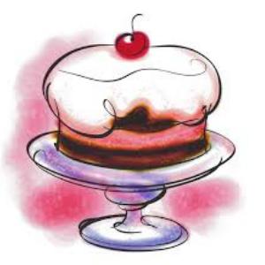 Narline - trouwbeurs - Zoetige taart